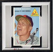 1954 Topps EDDIE STANKY #38 NM+ *beautiful card for your set* M23b