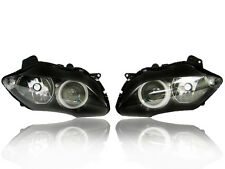 Left+Right Headlight Head Light Lamp for 07-08 Yamaha YZF R1 R-1 YZFR1 2007 2008