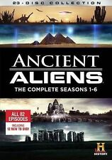 Ancient Aliens ~ Complete Season 1-6 (1 2 3 4 5 & 6) ~ BRAND NEW 23-DISC DVD SET