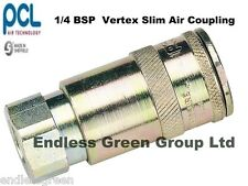 PCL Quick Coupling FEMALE - quick release air compressor fitting 1/4 BSP 51384