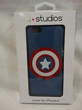 CAPTAIN AMERICA ! U STUDIOS IPHONE 6 CASE NEW IN BOX