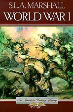 World War I (American Heritage Library) Marshall, S. L. A. Paperback