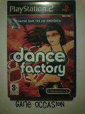 DANCE FACTORY PS2 PLAYSTATION 2 SONY COMPLET PAL