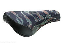 STRANGER PIVOTAL SEAT BMX BIKE BICYCLE FIT CULT SHADOW SUBROSA SE TIGER CAMO NEW