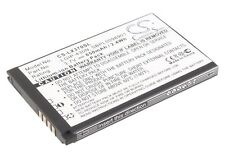 3.7V battery for LG LN240 Remarq, TB200, GW330, GS390, MT375, GW300, 990G, GW300