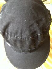 Cazadores Painters Hat Black Very Nice Adjustable 100% Cotton GXN