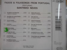Fados & Folksongs from Portugal feat. Santinho Neves  OVP
