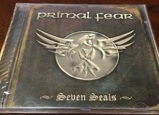 Primal Fear -Seven Seals [CD New] Import Sealed Judas Priest Halloween Gamma Ray