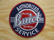 ECUSSON PATCH THERMOCOLLANT BUICK SERVICE custom biker rockabilly retro vintage