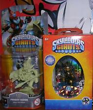 SKYLANDER FRIGHT RIDER GLOW IN THE DARK LEGENDARY CHILL LIGHTCORE LIMITED EASTER