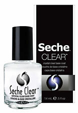 Seche Vite Clear Base Coat - .5oz - 83003