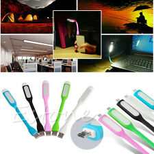 LED Mini USB Light Lamp For Notebook + USB Data Cable Cord Charger For Android