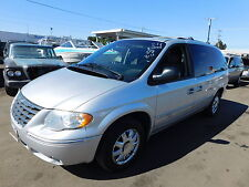 Chrysler: Town & Country 4dr Limited