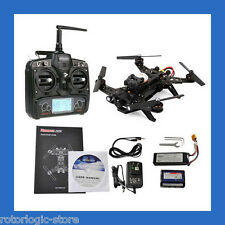 Walkera Runner 250 Race Quadcopter RTF w/800TV FPV Camera and OSD(Basic 3)-USED