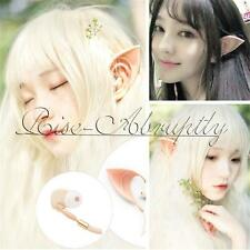 3.5mm Hot Cosplay Elf Ear Earphone Headphone Magic Spirit Headset In-ear Earbud