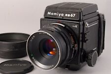 Exc++++ Mamiya RB67 Pro S with Sekor C 127mm f3.8  Lens from Japan a086
