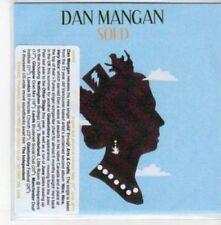 (BY606) Dan Mangan, Sold - 2011 DJ CD