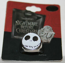 Disney The Nightmare Before Christmas Jack FACE Men's Costume Ring Size L 9 1/2