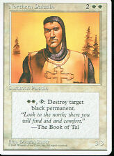MAGIC THE GATHERING 4TH EDITION WHITE NORTHERN PALADIN