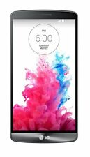 "LG G3 16GB Unlocked LTE 4G 5.5"" Android Smartphone, Grey"