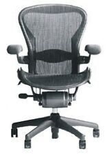 Herman Miller AERON Chair Fully Featured In BLACK Size B