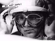 7x5 Photograph, Silvio Moser Portrait  F1/Sportscar Driver