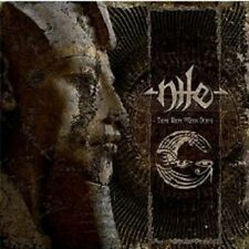 "NILE ""THOSE WHOM THE GODS DETEST"" CD DEATH METAL NEU"