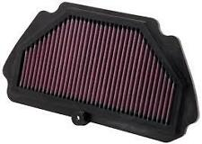 K&N AIR FILTER FOR KAWASAKI ZX6R NINJA 2009-2015 KA-6009