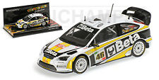MINICHAMPS 400088946 - FORD FOCUS RALLY BETA ROSSI 2008 MONZA RALLY 1/43