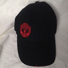 Manchester United Nike Hat Cap Cotton USED Trucker Back Buckle English Soccer