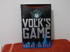 Volk's Game 1 by Brent Ghelfi (2007, Hardcover)