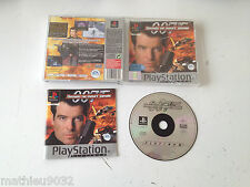 James Bond 007 Demain ne meurt Jamais Sony PS1-PS2-PS3 Playstation PAL FR