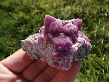 COBALTO CALCITE ~ 3 HOT PINK  *NEW* AFRICA ~ COBALTAN CALCITE ~ aphrodite stone