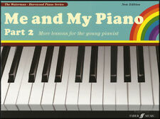 Me and My Piano Part 2 Learn How to Play Method More Lessons for Young Pianist