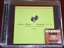 MFSL Hybrid SACD UDSACD 2025: AIMEE MANN - Bachelor No. 2, Dodo, 2004 OOP USA SS