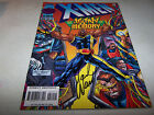 SIGNED MARK WAID X-MEN #52 1ST PRINTING THE AGONY OF MEMORY MARVEL COMICS