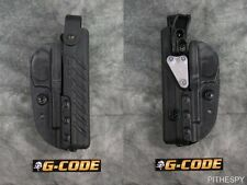 NEW G-CODE SOC RIG RTI SERIES BERETTA M9A1 LEVEL II RETENTION MODULAR HOLSTER