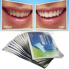 Lot 28PCS Bande Blanchiment Blanchisseur de Dents Blanche Dentaire White Strips