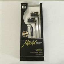 Original Altec Lansing Muzx Core MZX206 Noise Isolating In Ear Stereo Earphone