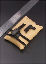 "VERY HOT TOYS P226 Pistol w/ Holster Set 1/6 Fit for 12"" action figure"