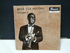 LOUIS ARMSTRONG Good old satchmo Vol 2 : West end blues... BRUNSWICK 10151