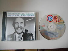 CD Jazz Dick Meldonian Orchestra-swing Gene roland (14 chanson) Circle