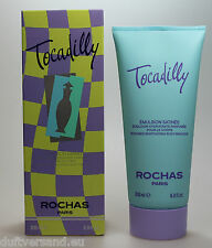 Rochas Tocadilly 200 ml Emulsion Satinee Body Lotion Neu / OVP