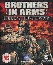 Brothers in Arms Hell's Highway PS3 Sony PlayStation 3 Brand New Factory Sealed