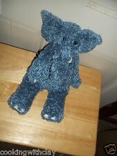 JELLYCAT BABY SUPER SOFT CUDDLY MEDIUM BLUE BASHFUL ELEPHANT BABY SHOWER GIFT
