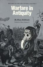 Warfare in Antiquity: History of the Art of War, Volume I  Free Shipping