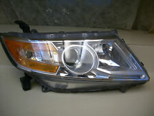 HONDA ODYSSEY 11 12 13 2013 HEADLIGHT RH OEM ORIGINAL HALOGEN