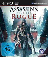 SONY PS3 Assassin's Creed: Rogue PlayStation 3 AC 6. Teil komplett deutsch OVP