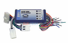 Car Radio Replacement Interface for Nissan/Infinity w/OEM Bose Amplified System