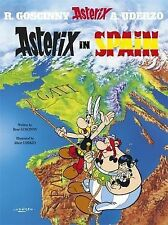Asterix in Spain, René Goscinny, Albert Uderzo, New